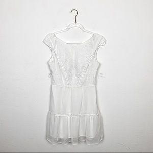 Kimchi Blue White Dress Size 6